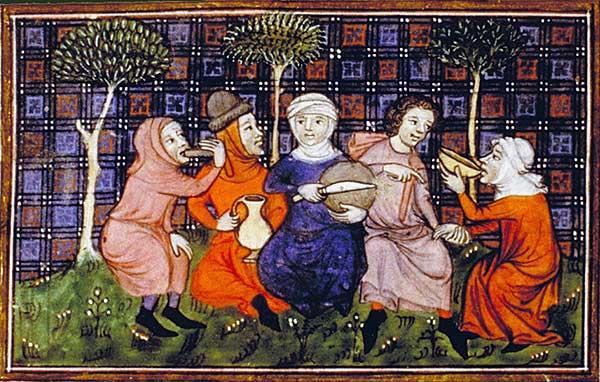 Resultado de imagen de medieval peasants