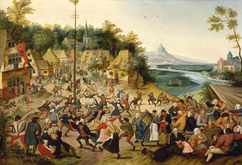 Heritage of Salvanar Pieter-bruegel-maypole