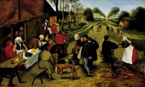 peasant-gathering