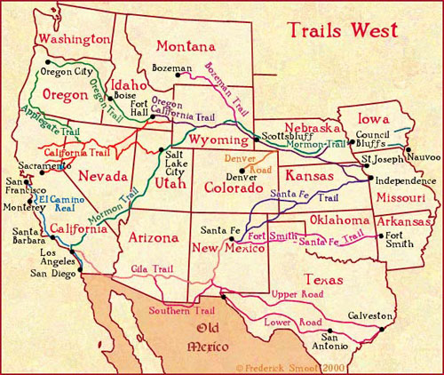 Western Wednesday  Oregon Trail Part Three  Merry Farmer