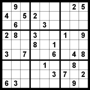 """thoughts on """" Sudoku for Writers """""""