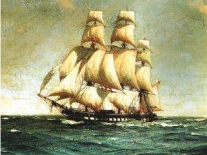 frigate 18th century