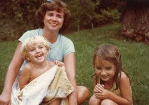 Mom Stewart Me