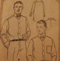 1920 shirt