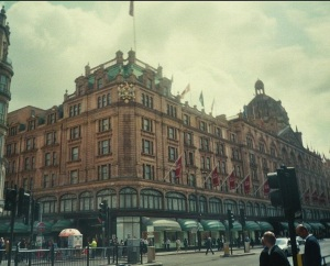 Harrods of London Wikicommons - Carl Frieder Kathe