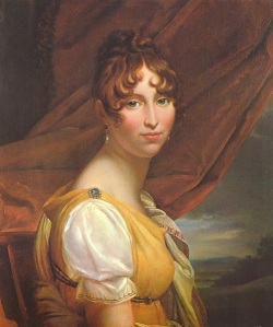 Unknown Woman - Francois Gerard, circa 1800 - Wikicommons