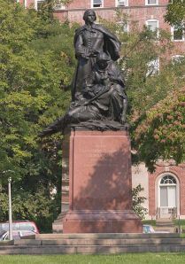 Confederate Women's Monument, Baltimore, MD – courtesy of Frederic C. Chalfant