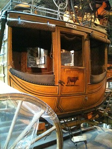 Need to know what a 19th century coach looks like?