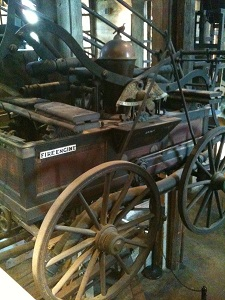 Or a 19th century fire engine?