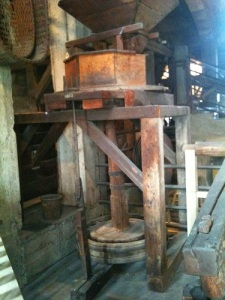 Seriously, they've got everything!  Even a grist mill.