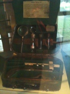 Yes, even a Vampire Killing Kit!  I kid you not!
