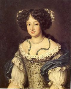 Sophia Dorothea of Celle, wife of George I and bane of his existence