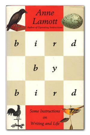 Image result for bird by bird anne lamott