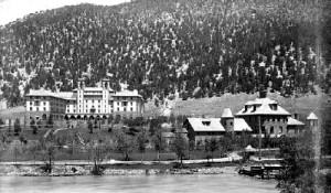 Hotel Colorado, circa 1900