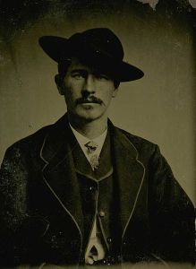 Now there's a famous lawman!  Wyatt Earp