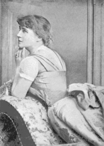 Lily Langtry, 1899.  A little bit of the inspiration for my character Eve deLaurent