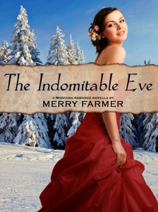 The Indomitable Eve cover