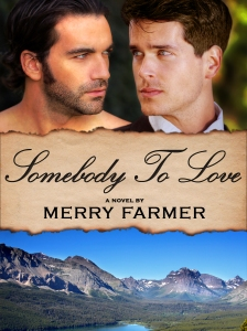Somebody To Love [e-book cover]