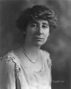 Jeanette Rankin, first woman elected to Congress in 1916