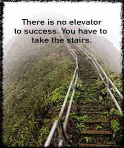 elevator to success